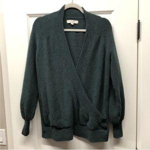 *NWT* Loft Dark Green Sweater